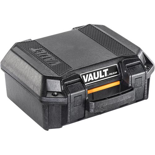 Pelican Products V100SMALL CASEWL/WFBLK VCV100-0020-BLK