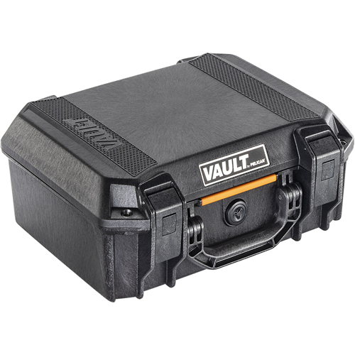 Pelican Products V200MEDIUM CASEWL/WFBLK VCV200-0020-BLK