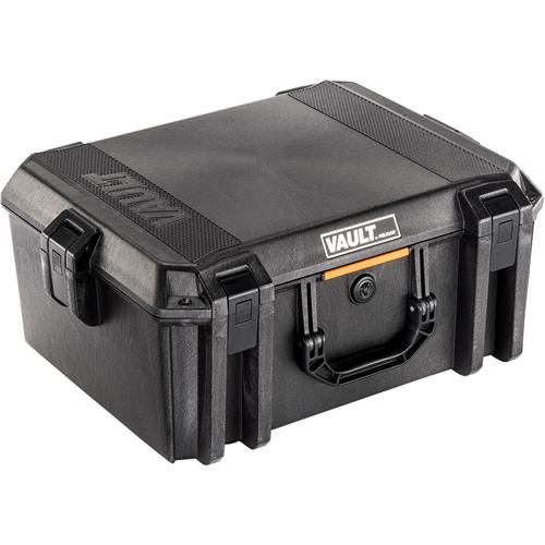 Pelican Products V550VAULT CASEWL/WFBLK VCV550-0000-BLK