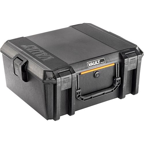 Pelican Products V600VAULT CASEWL/WFBLK VCV600-0000-BLK