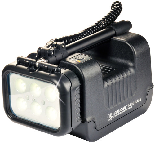 Pelican Products 9430 Remote Area Light 943000001110 Black