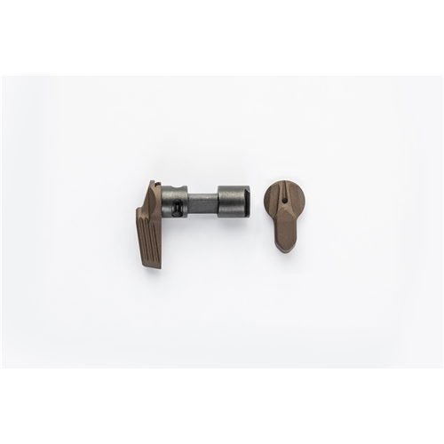 Radian Talon Ambidextrous Safety Selector 2-Lever Kit R0021 Radian Brown
