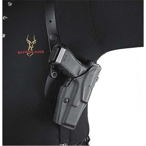 Safariland Model 1051 ALS Shoulder Holster 1051-283-61 Plain 283 Right