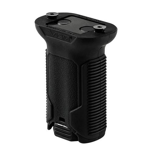 NcStar Keymod Short Vertical Grip Toolless Black VAARVGKM