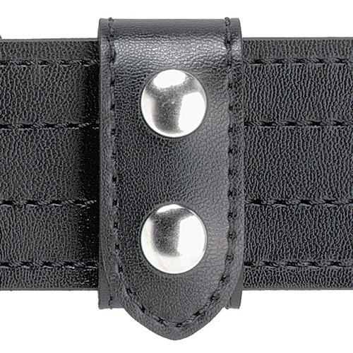 Safariland Model 655 Belt Keeper Heavy-Duty 1.25 655-4 Basket Weave Chrome