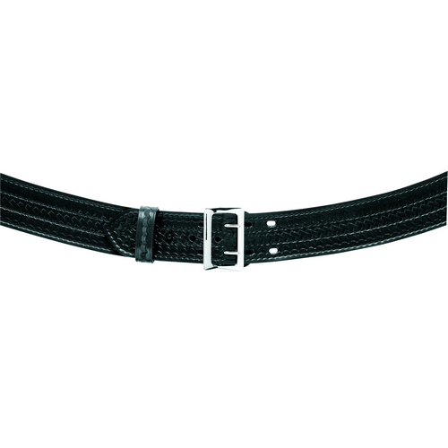 Safariland Contoured Duty Belt Suede Lined 2.25 872-42-9B Hi Gloss Brass 42 2.25in.