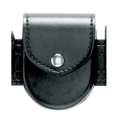 Safariland Model 90 Handcuff Pouch 90H-2HS Plain Standard Hinged Hidden