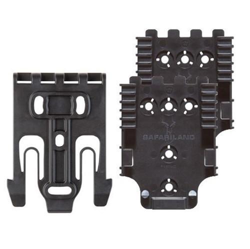 Safariland Quick Locking System Kit QUICK-KIT3-2 Black