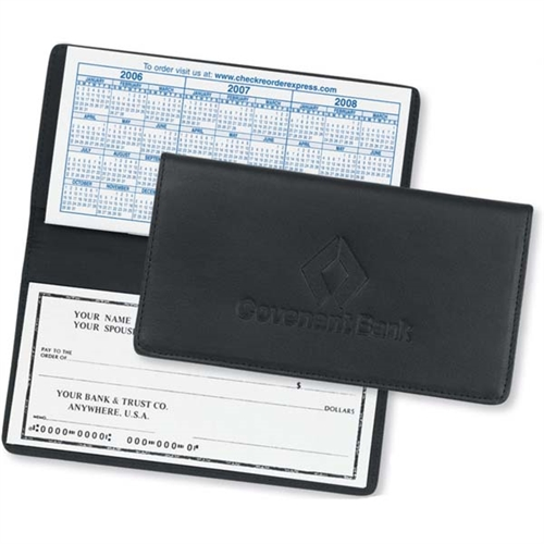 Strong Leather Company Exec-u-line checkbook cover 5301-I1