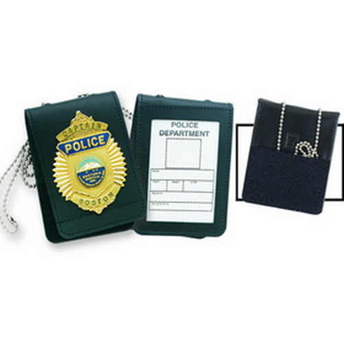 Strong Leather Company Universal Badge Case-Id Holder 71520-0002