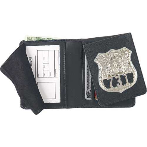 Strong Leather Company Flip-Out Badge Wallet - Dress 79300-0932