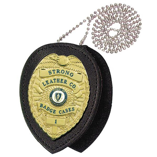 Strong Leather Company Strong Leather Company - Recessed Badge 81107-1442