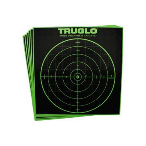 Truglo Splatter Target 100 Yard TG10A50 50 Pack