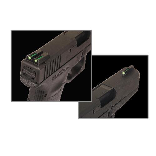 Truglo TFO Tritium/Fiber-Optic Sights TG131GT1