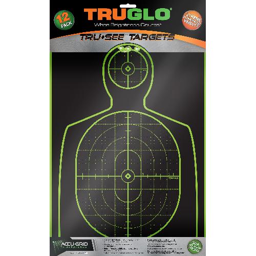 Truglo Splatter Target Handgun TG13A12