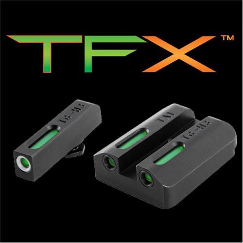 Truglo TFX TAURUS MIL/SLM SET TG13TA2A