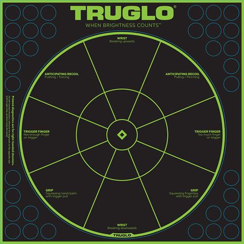 Truglo TRU-SEE Splatter Handgun Diagnostic TG15A6