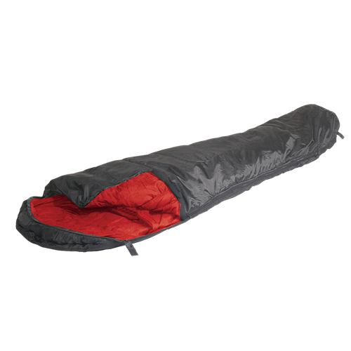 Voodoo Tactical Mil-Spec 3-Season Sleeping Bag 02-5739086000 Black/Red
