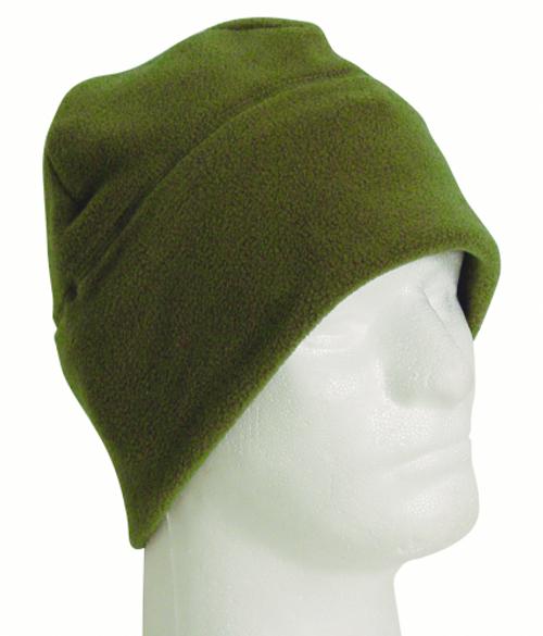 Voodoo Tactical Pro-Fleece Beanie Helmet Liner 02-8426004000 Olive Drab