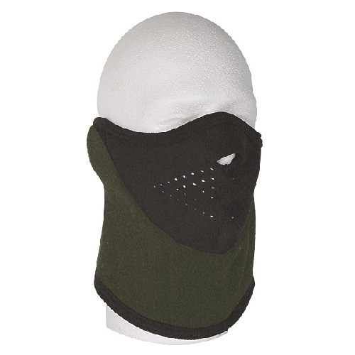 Voodoo Tactical Fleece Flask Mask 02-9143004000 Olive Drab
