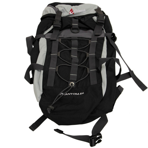 Chinook Phantom 45 Technical Daypack Black 31325BK