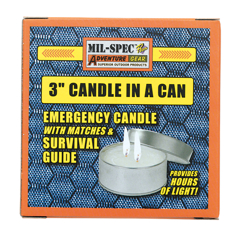 Voodoo Tactical Candle In A Can 11-0033000000