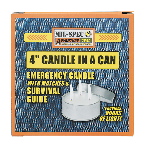 Voodoo Tactical Candle In A Can 11-0034000000