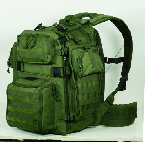 Voodoo Tactical The Praetorian Rifle Pack 15-0029004000 OD Green