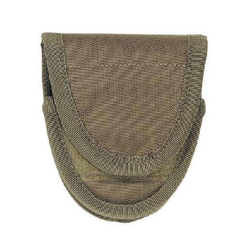 Voodoo Tactical Molle Handcuff Case 15-0041007000 Coyote Brown