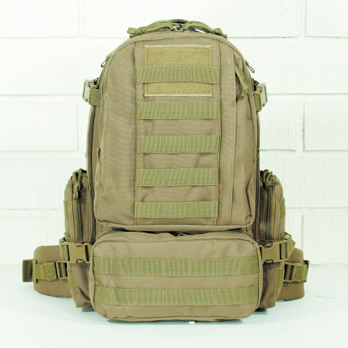 Voodoo Tactical Mini Tobago 15-0050007000 Coyote
