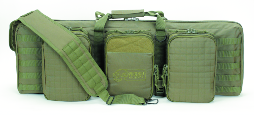 Voodoo Tactical Deluxe Padded Weapons Case 15-0055004000 OD Green
