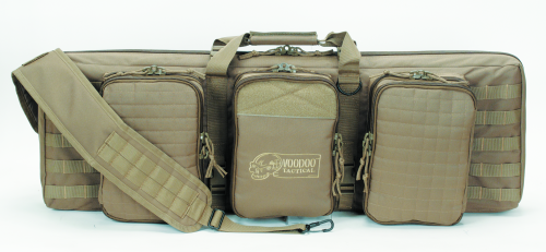 Voodoo Tactical Deluxe Padded Weapons Case 15-0055007000 Coyote