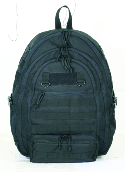 Voodoo Tactical Convertible Ruck Sling Pack 15-0060001000 Black