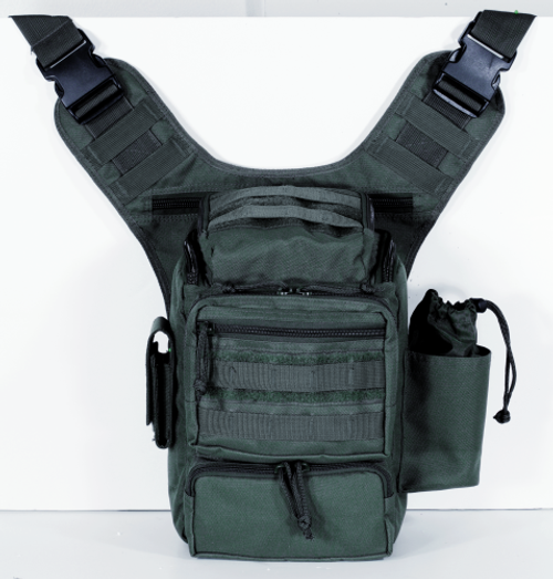 Voodoo Tactical Padded Concealment Bag 15-0457001000 Black