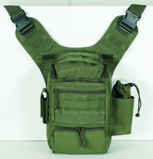 Voodoo Tactical Padded Concealment Bag 15-0457004000 OD Green