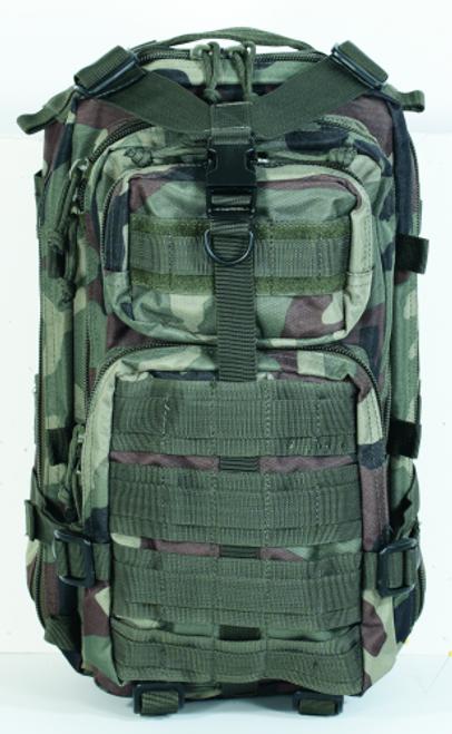 Voodoo Tactical Level III Assault 15-7437005000 Woodland Camo