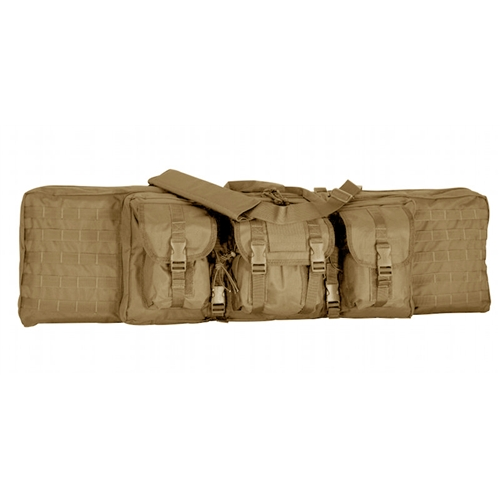 Voodoo Tactical Padded Weapons Case 15-7613007000 Coyote