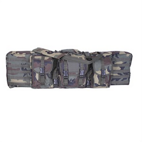 Voodoo Tactical Padded Weapons Case 15-7614005000 Woodland Camo