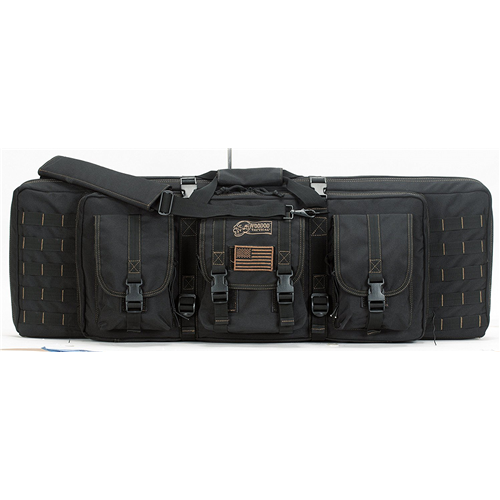 Voodoo Tactical 36 Padded Weapons Case 15-7617061000 Black/Coyote