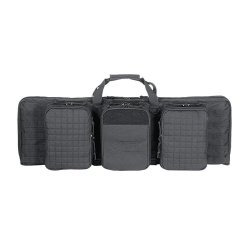 Voodoo Tactical 36 Padded Weapons Case 15-7617159000 Gray/Pink