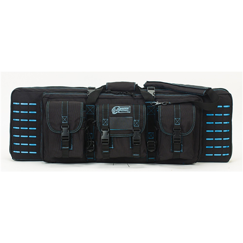 Voodoo Tactical 36 Padded Weapons Case 15-7617162000 Black/Teal