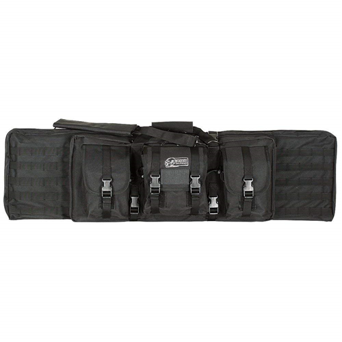 Voodoo Tactical 42 in. Padded Weapons Case 15-7619064000 Black/Coyote