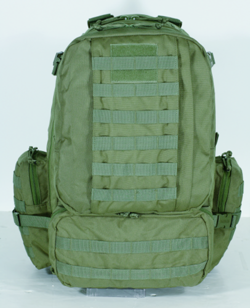 Voodoo Tactical Improved & Enhanced Tobago Cargo Pack 15-7866004000 OD Green