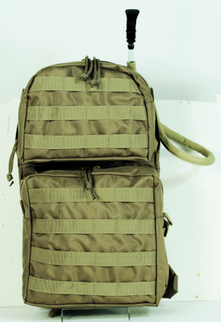 Voodoo Tactical The Merced Hydration Pack 15-8173007000 Coyote