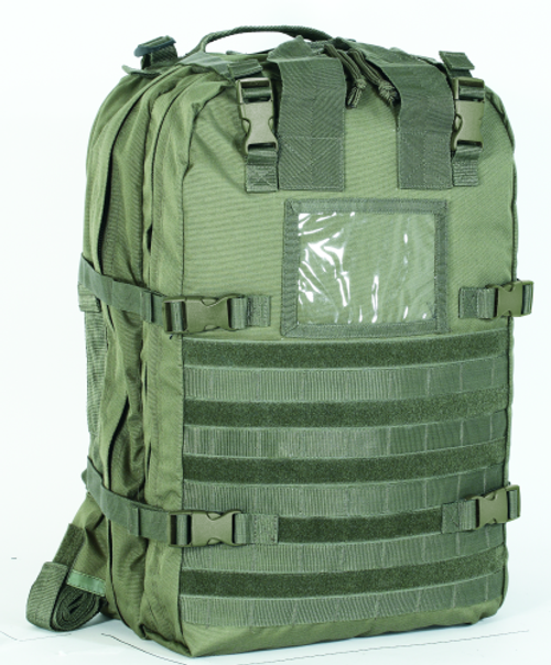 Voodoo Tactical Deluxe Professional Special OPS Field Medical Pack 15-8174004000 OD Green