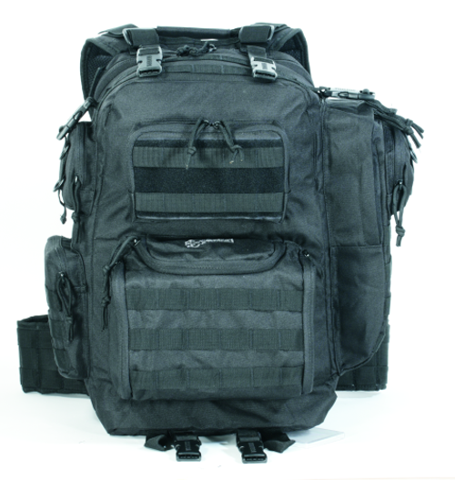 Voodoo Tactical The Improved Matrix Pack 15-9032001000 Black