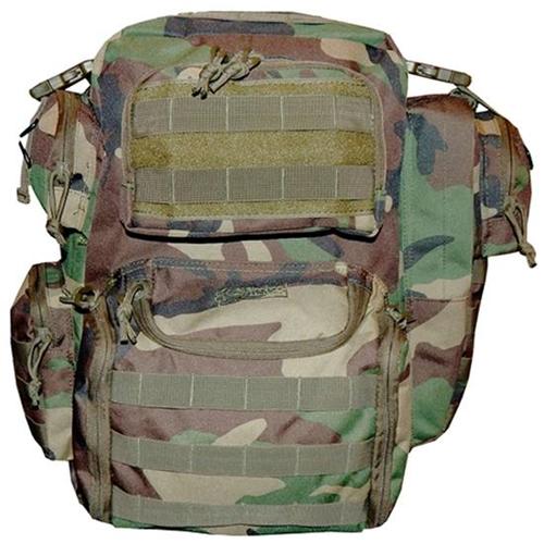 Voodoo Tactical The Improved Matrix Pack 15-9032005000 Woodland Camo