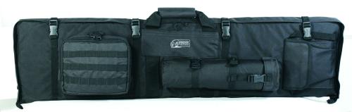 Voodoo Tactical Premium Deluxe Shooter's Mat 15-9334001000 Black
