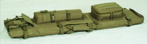 Voodoo Tactical Premium Deluxe Shooter's Mat 15-9334007000 Coyote