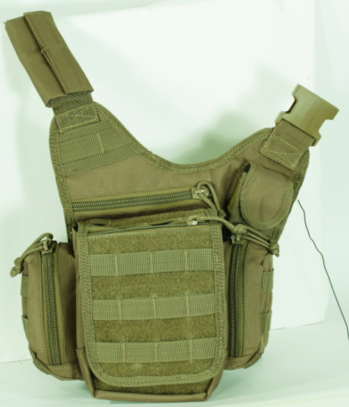 Voodoo Tactical Ergo Pack 15-9355007000 Coyote